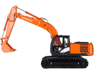 ZAXIS200 尺寸:1:50